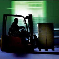 logistics information warehouse